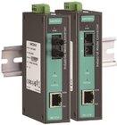 Industrie 10/100BaseT(X) to 100BaseFX Medienkonverter