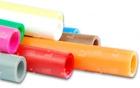 Mikrorohr für Erdverlegung, AD: 8mm, ID: 5mm, Rot