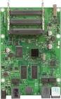 RB433UL w/ 400MHz Atheros CPU, 64MB RAM, 3xLAN, 3x miniPCI, USB, RouterOS L4