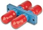 High Quality LWL Kupplung, ST-ST, duplex, Singlemode