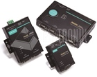 2 Port RS-232/422/485 Modbus TCP to Serial Communication