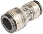 Reduktionsmuffe für Einzelrohr, 12mm auf 10mm, Rohrdimension: 12mm auf 10mm