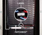 PATCHBOX® Identifikation Etiketten, 96 Stück