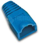 Tülle für RJ45 Stecker standard, Farbe: blau