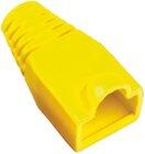 Tülle für RJ45 Stecker standard, Farbe: gelb