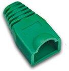 Tülle für RJ45 Stecker standard, Farbe: grün