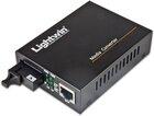 Gigabit WDM Konverter 1000Base-LX, Singlemode, 20KM