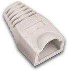 Tülle für RJ45 Stecker standard, Farbe: grau