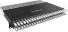 PATCHBOX®Plus 365 mit 24 PATCHBOX® Kassetten/Patchkabel, U/FTP, 0,8m, weiss