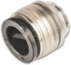 Verschlusskappe für Einzelrohr, transparent, 12mm, Rohrdimension: 12mm