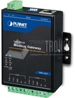Industrial 2-port RS422/485 Modbus Gateway