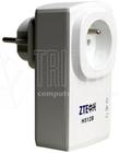 ZTE Mini 500MBit Powerline Adapter mit Durchgangs-Schukodose