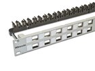 High Quality 24-Port Keystone Modul-Leerpanel, 19