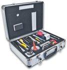 LWL Werkzeugkoffer mit 18 verschiedenen Werkzeugen