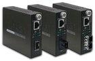 10/100/1000Base-T to Mini-GBIC Smart Gigabit Converter