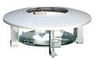Deckenhalterung (In-Ceiling) für Dome-Kamera, Ø 224.95 × 98.08 mm