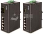 4Port 10/100Mbps PoE + 1-Port Fiber(SFP) Industrial Switch