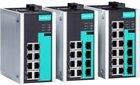 EDS-508E/512E Serie, Full Gigabit managed Ethernet Switche