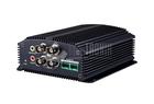 4CIF DVS Encoder 1-ch Video & 1-ch Audio Input, Alarm I/O: 1/1, MicroSD
