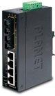 IP30 Slim Type 4-Port Industrial Ethernet Switch