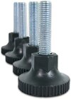 Höhenverstellbare Standfüße für Wirewin® Schränke