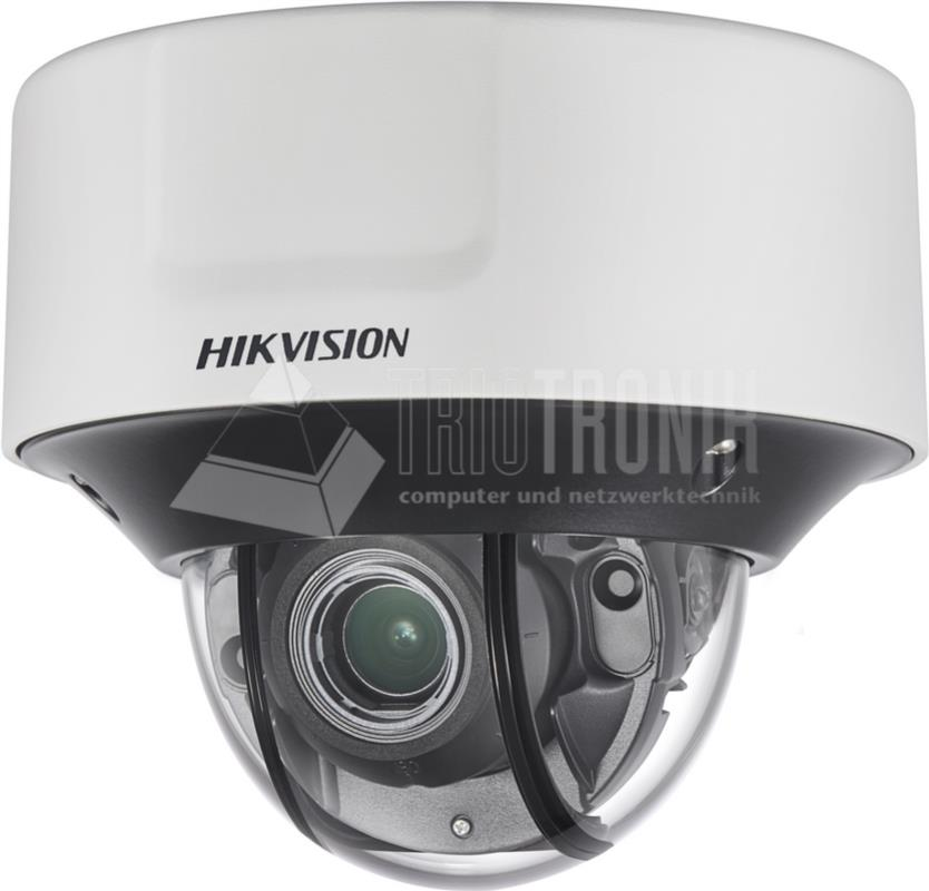 4MP VF Dome Camera, Dark Fighter, 140dB WDR, H.265+, PoE, IP67, IR up to 30m, 2.