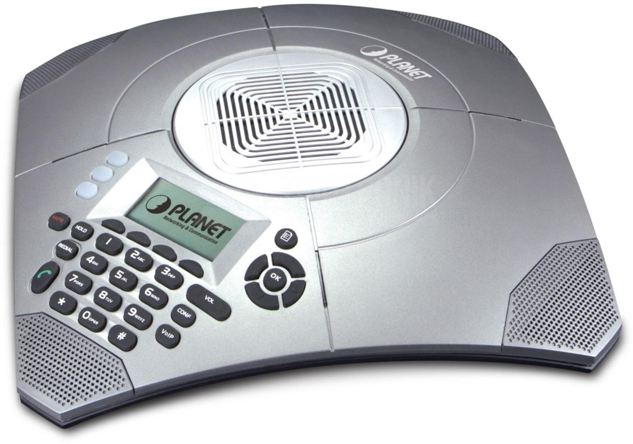 HD Voice Conference IP Phone with PSTN, SIP 2.0, HD Voice, LCD Display