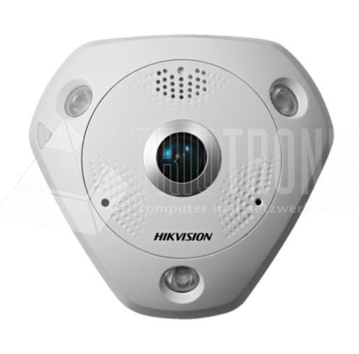 12mp fisheye netzwerk kamera ip kameras hikvision. Black Bedroom Furniture Sets. Home Design Ideas