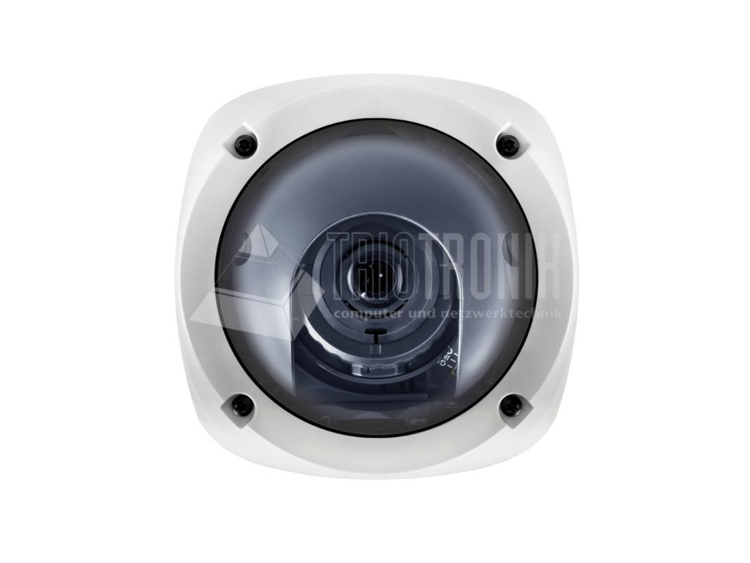 1.0 Megapixel Dome-Kamera, Indoor, Tag/Nacht, WDR, Analyse