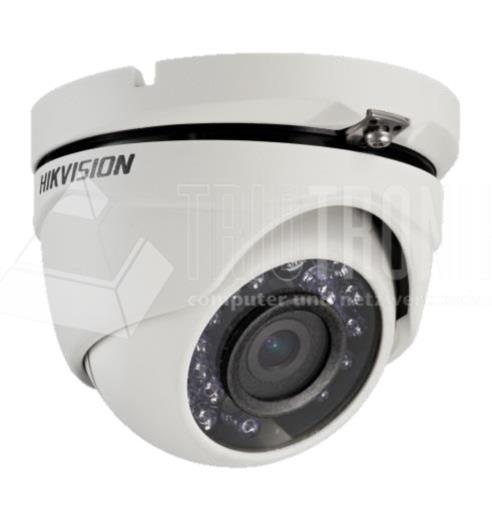 1MP HD720p IR Turret Camera, 20m IR, ICR, Smart IP, IP66