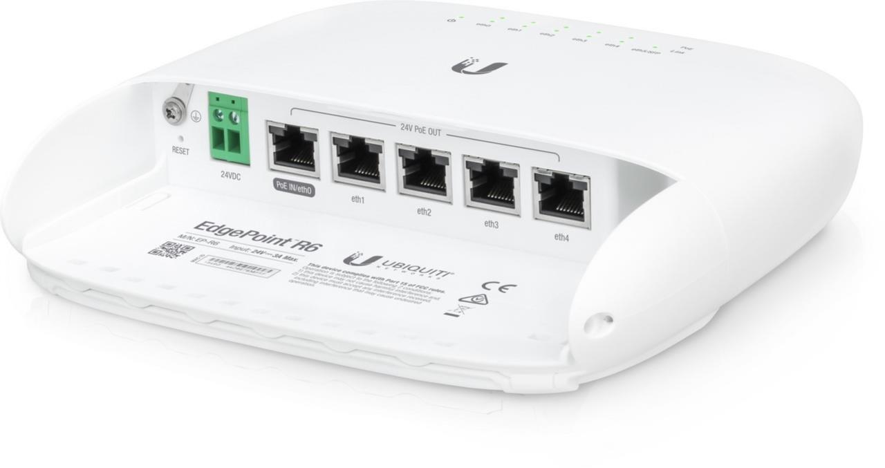EdgePoint Router, 6x Gigabit Ports