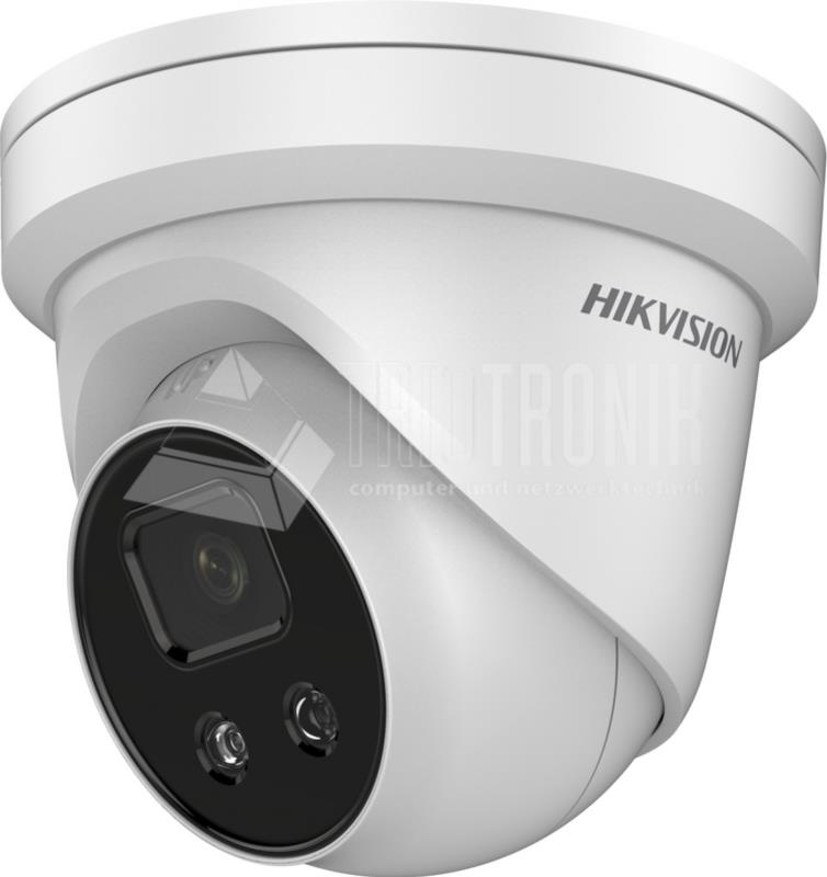 4MP Dome / Turret Camera, 120dB WDR, H.265, EXIR, PoE, IP67, IR up to 50m