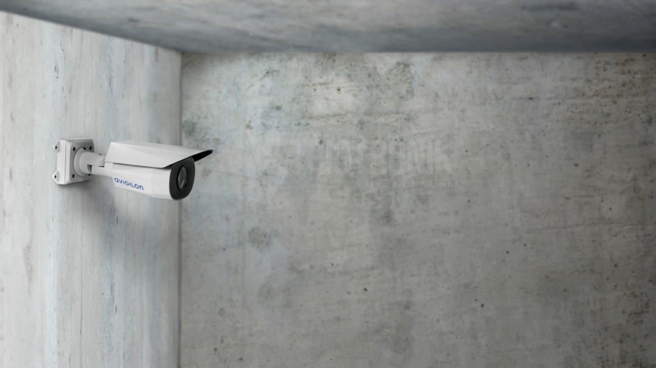 5.0 Megapixel Bullet Kamera, Tag/Nacht, Analyse