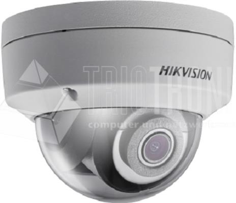 6MP Dome Camera, 120dB WDR, H.265+, EXIR, PoE, IP67, IR up to 30m