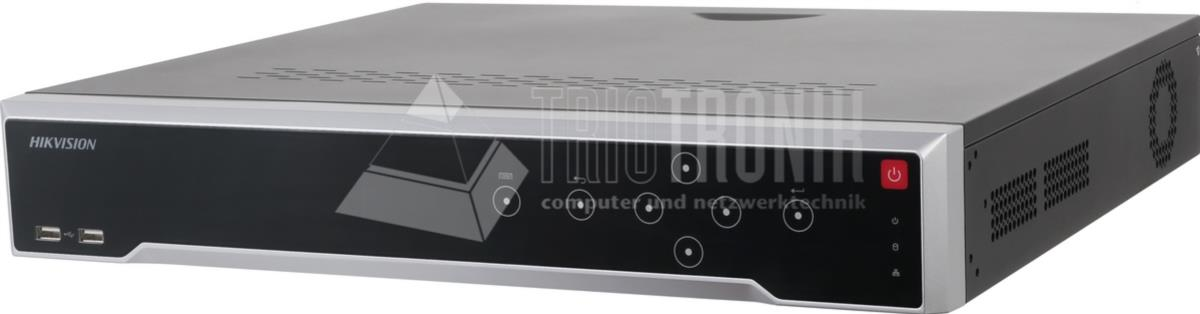 DS-7700NI-K4/P Series Embedded 4K NVR, up to 8MP, H.265