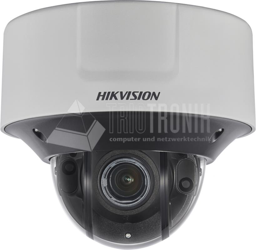 2MP VF Dome Camera, Dark Fighter, 140dB WDR, H.265+, PoE, IP67, IR up to 50m, 2.